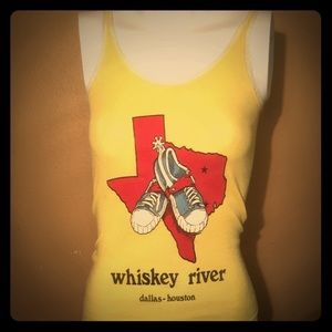 Tops - Vintage Whiskey River tank